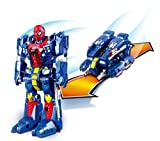 The Amazing Spider-Man Flip and Attack Vehicles - Battle Hauler
