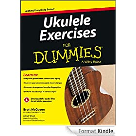Ukulele Exercises For Dummies