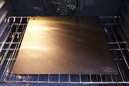"Dough-Joe Pizza Steel Baking Sheet--The Samuraiâ""¢--15"