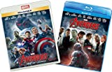アベンジャーズ/エイジ・オブ・ウルトロン MovieNEXプラス3D:オンライン予約限定商品 [ブルーレイ3D+ブルーレイ+DVD+デジタルコピー(クラウド対応)+MovieNEXワールド] [Blu-ray]