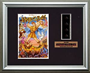 Hercules Disney - Framed filmcell picture (s)