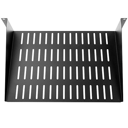 SkuBros Rackmount Value Line Vented Shelf, 19 inch Rack 12 inch deep, 2U (Westinghouse Everything Pot compare prices)