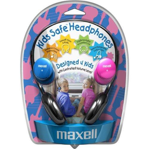 Brand New Maxell Khp-2 Kids Safe Headphones