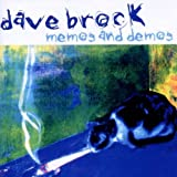 Memos & Demos by Brock, Dave [Music CD]