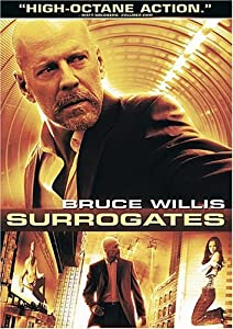 "Cover of ""Surrogates"""