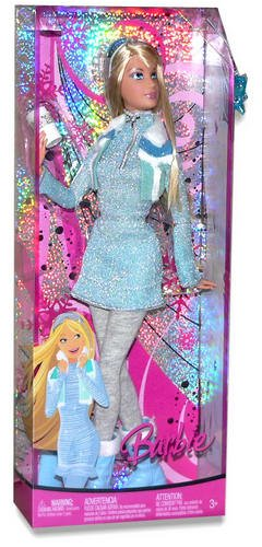 2009 Barbie Fashion Fever Fashionistas Dolls Commercial