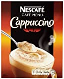 Nescafe Cappuccino 20 Sachets (Pack of 6, Total 120 sachets)