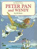 img - for Peter Pan and Wendy: An Award Classic Giftbook, Beautifully Illustrated and Adapted from the 1911 Edition for Ages 6 & Up book / textbook / text book