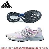 アディダス(adidas) レディース adizero CS boost W(ランニングホワイト/ランニングホワイト) B39814 B39814 Rホワイト/Rホワイト 24.5cm