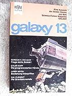 Galaxy 13 by Walter Ernsting