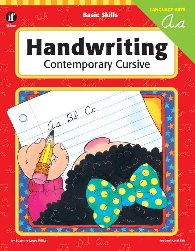 Handwriting, Contemporary Cursive (Basic Skills)