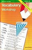 Vocabulary Workshop: Level B