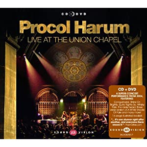 Live At Union Chapel (CD+DVD) (PAL)