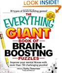 The Everything Giant Book of Brain-Bo...