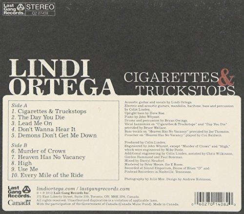 lindi ortega cigarettes and truckstops