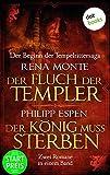 Image de Der Fluch der Templer & Der König muss sterben: Jetzt billiger kaufen!