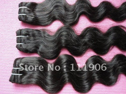 Virgin Brazilian Remy Hair Body Wave Grade AAA 300g 20,22,24 10 pieces 20 remy tape hair extensions 16 ash blonde