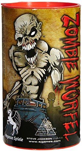 Pegasus Spiele 51830G Zombie Würfel