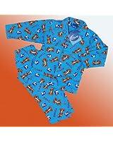 Disney - Pyjama d'hiver bleu Tigrou