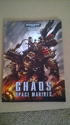 Codex - Chaos Space Marines (english) Softback (Chaos Space compare prices)