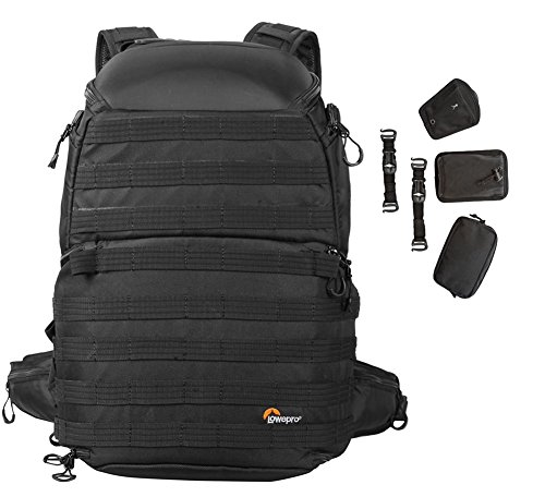 Lowepro ProTactic 450 AW All Weather Cover Backpack with Tripod Attachment and Internal Dividers Black (Lowepro Protactic 450 Aw compare prices)