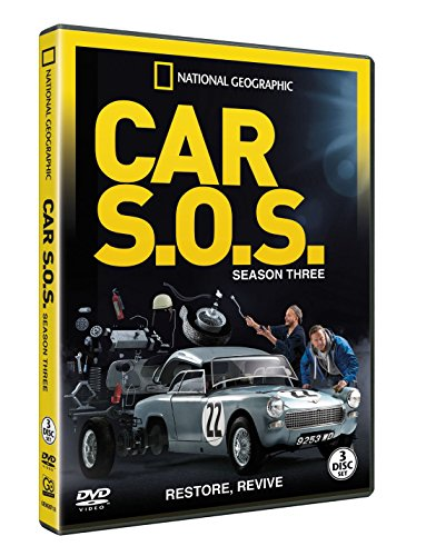 Car S.O.S. Season 3 [DVD]