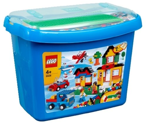LEGO Bricks  &  More 5508: Deluxe Brick Box