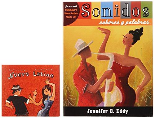 Sonidos, sabores y palabras (with Nuevo Latino Music CD) (World Languages)