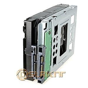 General 2.5 SSD to 3.5 SATA Hard Disk Drive HDD Adapter CADDY TRAY CAGE Hot Swap Plug