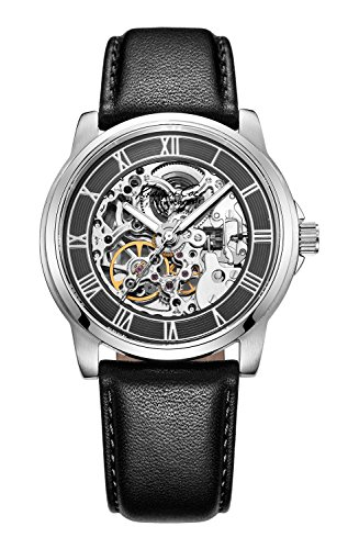 kenneth-cole-new-york-mens-kc1514-automatic-gunmetal-silver-tone-watch-with-leather-band