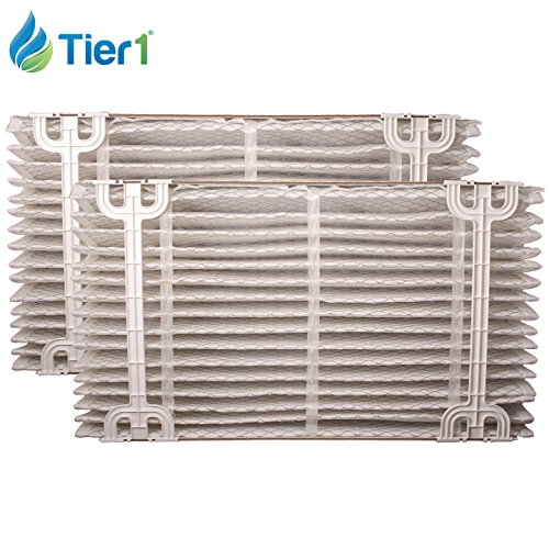 Aprilaire 413 Replacement Filter for Models 2410, 3310, 4400 Air Purifiers, 2 Pack