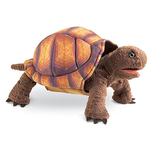 Folkmanis Desert Tortoise Hand Puppet
