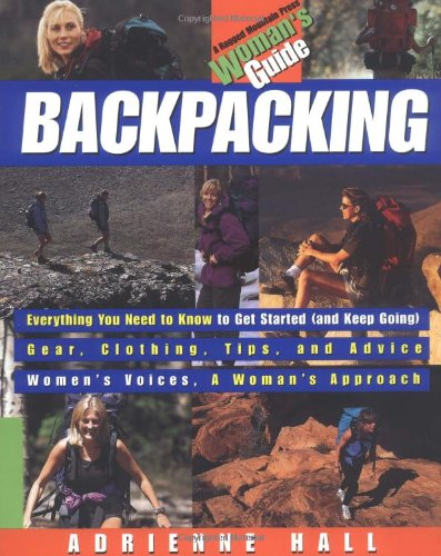 Backpacking: A Woman'S Guide front-441247