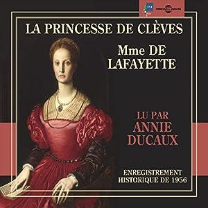 La princesse de Clèves Audiobook