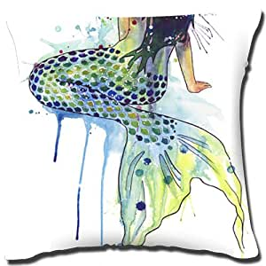 Throw Pillow Inserts 18 X 18 : Amazon.com: Children Cotton Linen Square Decorative Funny Throw Pillow Cover Made From 100% High ...