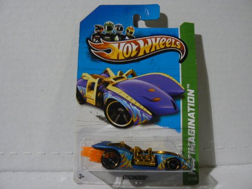 Hot Wheels HW Imagination (53/250) Arachnorod - Long Card - 1