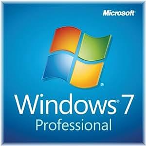 Microsoft Windows 7 Pro SP1 x64 English 1 Pack DSP OEI DVD LCP (PC)