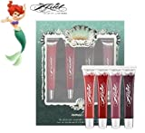 Disney Ariel Collection Mermaid's Song 4-Piece Lip Gloss Set LIMITED-EDITION