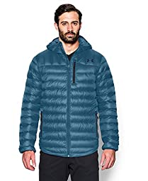 Under Armour Outerwear Men\'s CGI Turing Hooded Jkt, Large, Legion Blue