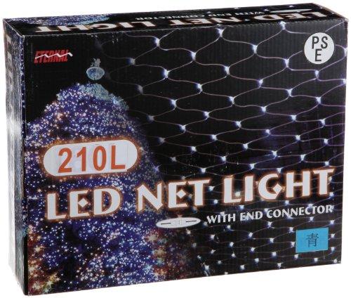 210 Bulb Led Net Light (Blue) (Japan Import)