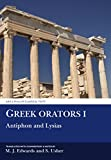 img - for Greek Orators I: Antiphon, Lysias (Aris & Phillips Classical Texts (Paperback)) (v. 1) (Ancient Greek Edition) book / textbook / text book