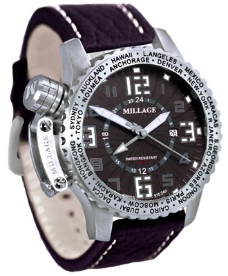 Millage Moscow Collection - BR-W-BR-LB