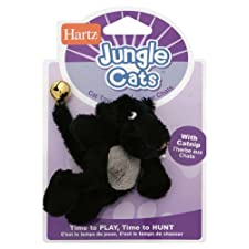 Hartz Jungle Cats Cat Toy, with Catnip