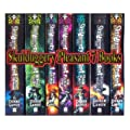 Skulduggery Pleasant Books Series Set - A Collection of 7 Books (Skulduggery Pleasant,Death Bringer,Mortal Coil,Playing With Fire,The Faceless Ones,Dark Days,Kingdom of the Wicked)