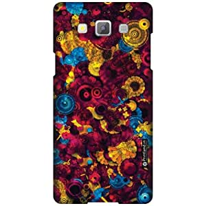 Printland Designer Back Cover for Samsung Galaxy A5 SM-A500GZKDINS/INU - Creative Art Case Cover