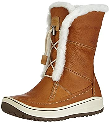 ECCO Women's Trace Tie Snow Boot | Amazon.com