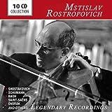Mstislav Rostropovich - Legendary Recordings