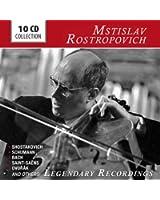 Rostropovich: Legendary Recordings