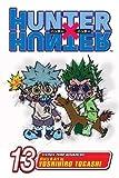 Hunter x Hunter, Vol. 13 (1421510693) by Togashi, Yoshihiro