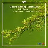 Telemann - Trio Sonatasby Georg Philipp Telemann